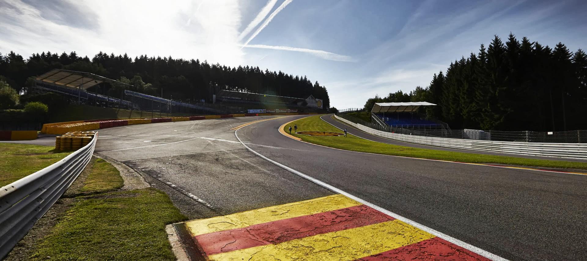 Drive Spa Francorchamps Tracktimenurburg