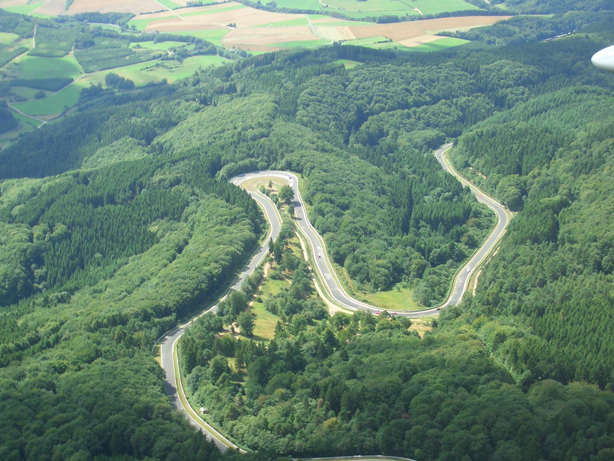 Nurburgring Karrussel Tracktimenurburg