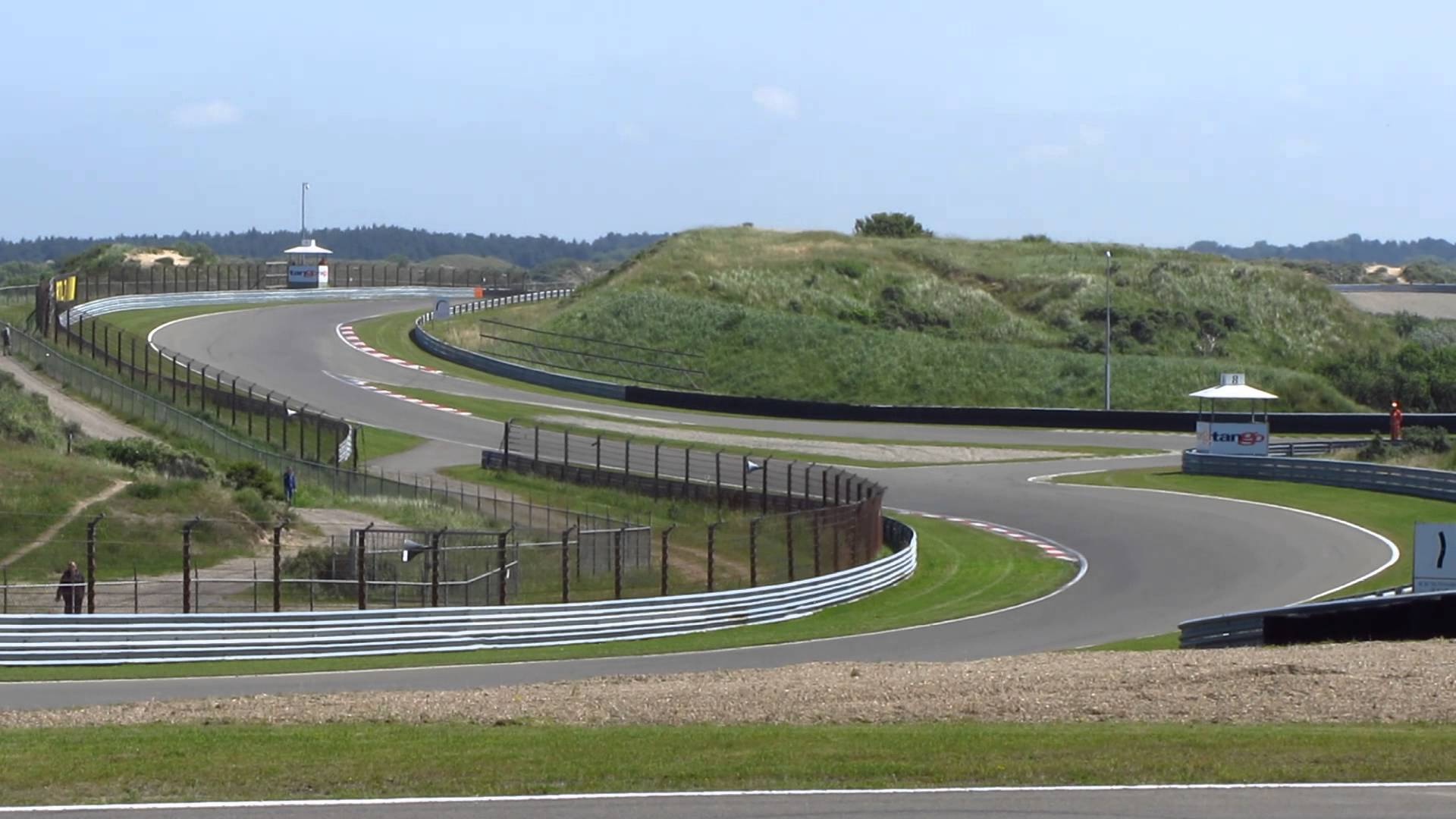 Circuito Zandvoort : Zandvoort trackday grand prix layout tracktime