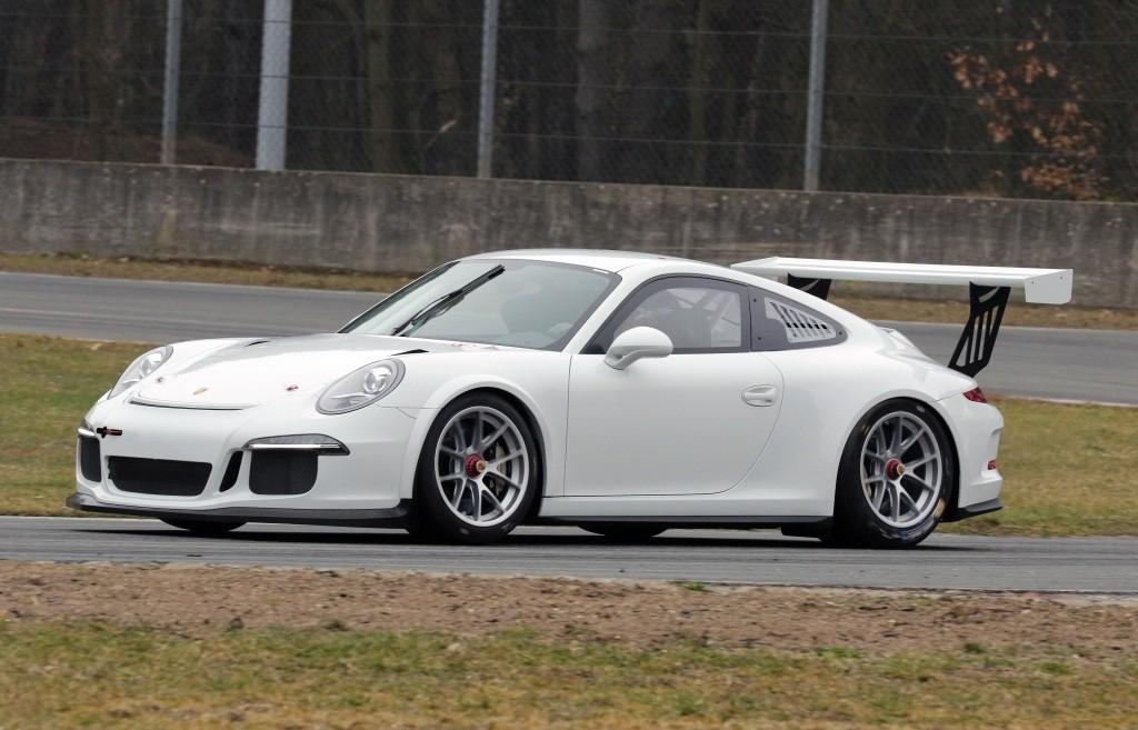 Porsche Gt Race Car Specs
